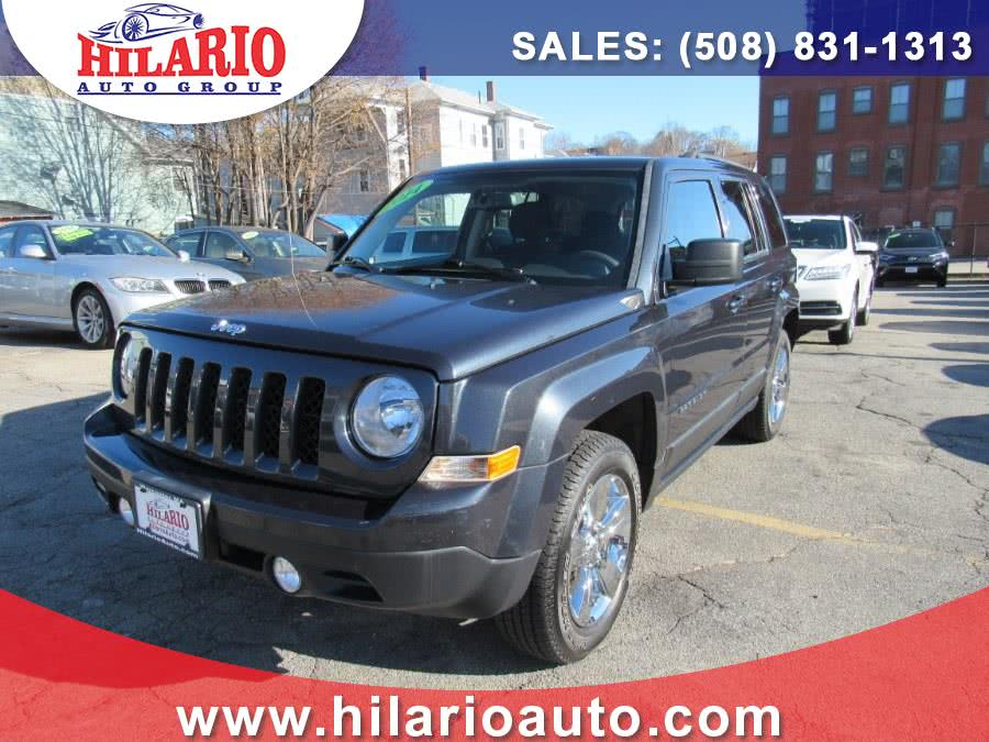 Used 2014 Jeep Patriot in Worcester, Massachusetts | Hilario's Auto Sales Inc.. Worcester, Massachusetts