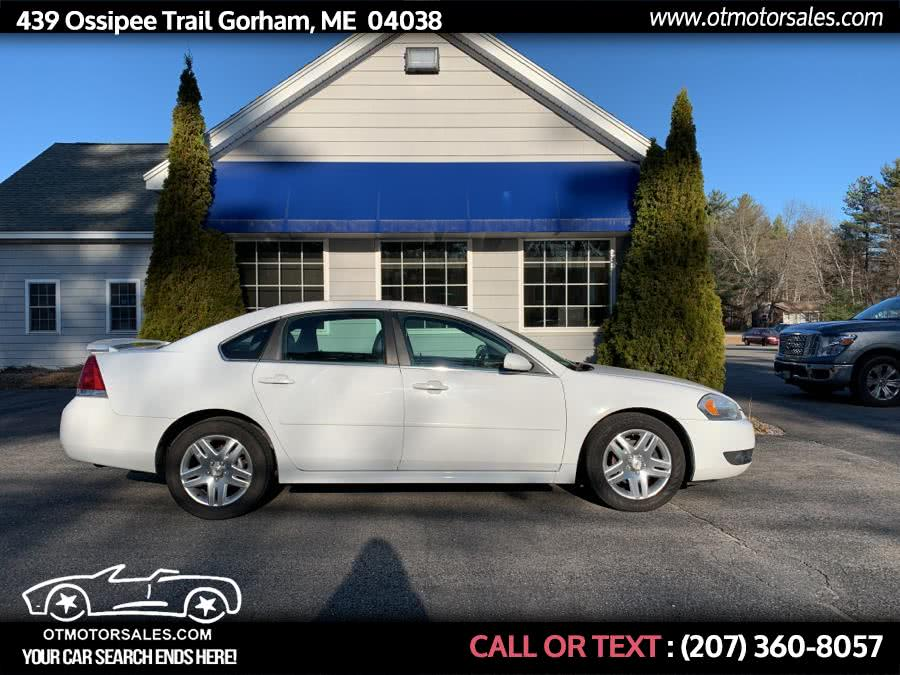 Used 2011 Chevrolet Impala in Gorham, Maine | Ossipee Trail Motor Sales. Gorham, Maine