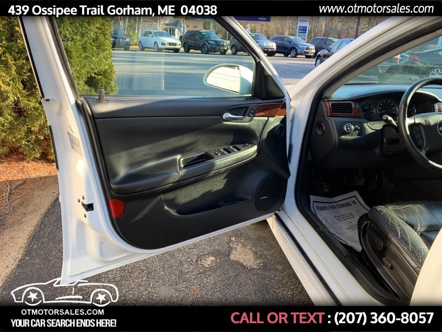 Used Chevrolet Impala 4dr Sdn LT Fleet 2011 | Ossipee Trail Motor Sales. Gorham, Maine