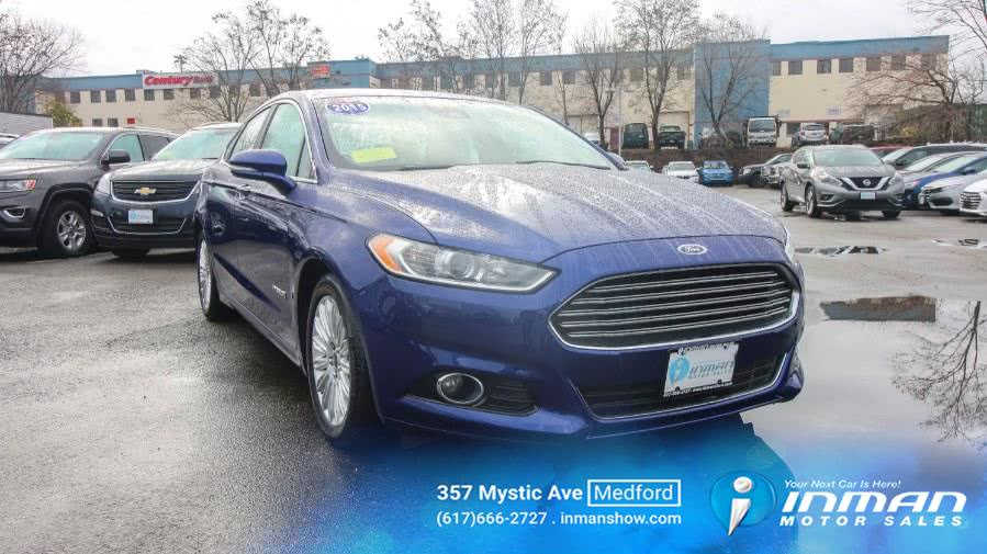 Used 2015 Ford Fusion in Medford, Massachusetts | Inman Motors Sales. Medford, Massachusetts