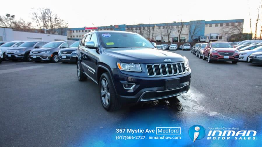 Used 2016 Jeep Grand Cherokee in Medford, Massachusetts | Inman Motors Sales. Medford, Massachusetts
