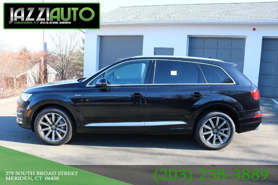 Used Audi Q7 3.0 TFSI Prestige 2017 | Jazzi Auto Sales LLC. Meriden, Connecticut