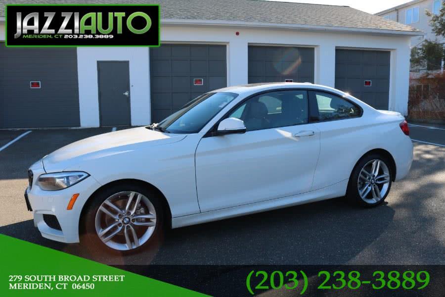 Used BMW 2 Series 2dr Cpe 228i xDrive AWD SULEV 2015 | Jazzi Auto Sales LLC. Meriden, Connecticut