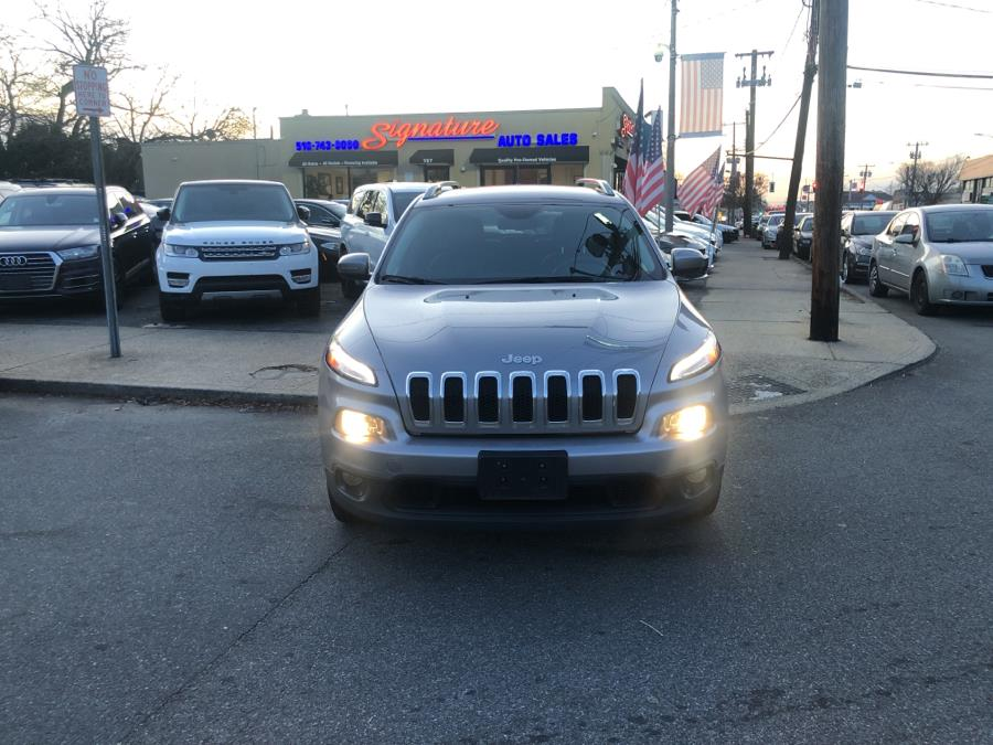 Used Jeep Cherokee 4WD 4dr Latitude 2015 | Signature Auto Sales. Franklin Square, New York