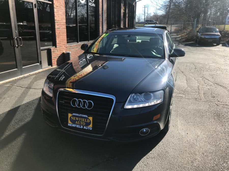 Used 2011 Audi A6 in Middletown, Connecticut | Newfield Auto Sales. Middletown, Connecticut