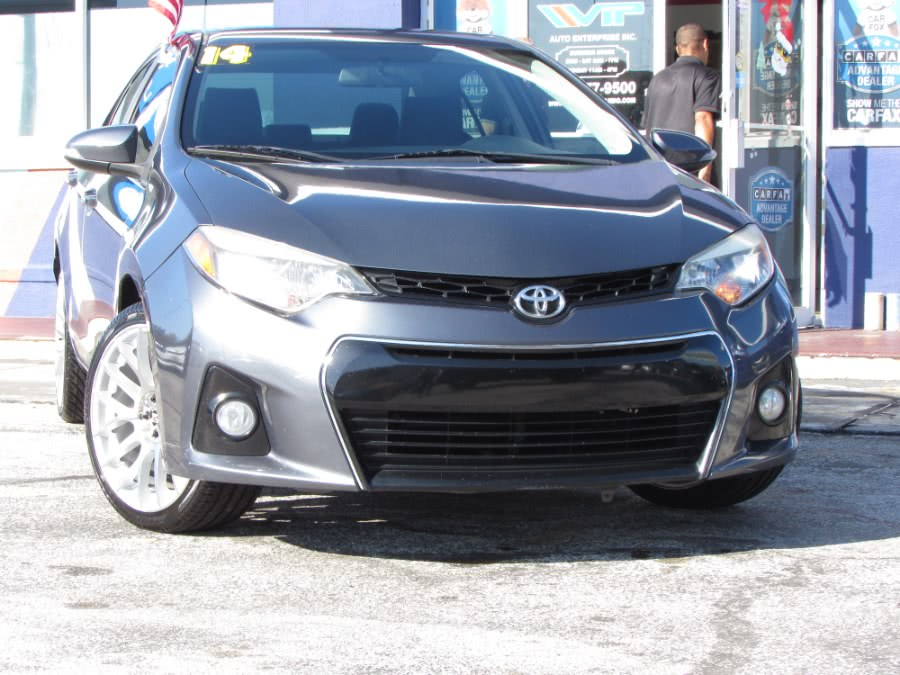 Used 2014 Toyota Corolla in Orlando, Florida | VIP Auto Enterprise, Inc. Orlando, Florida
