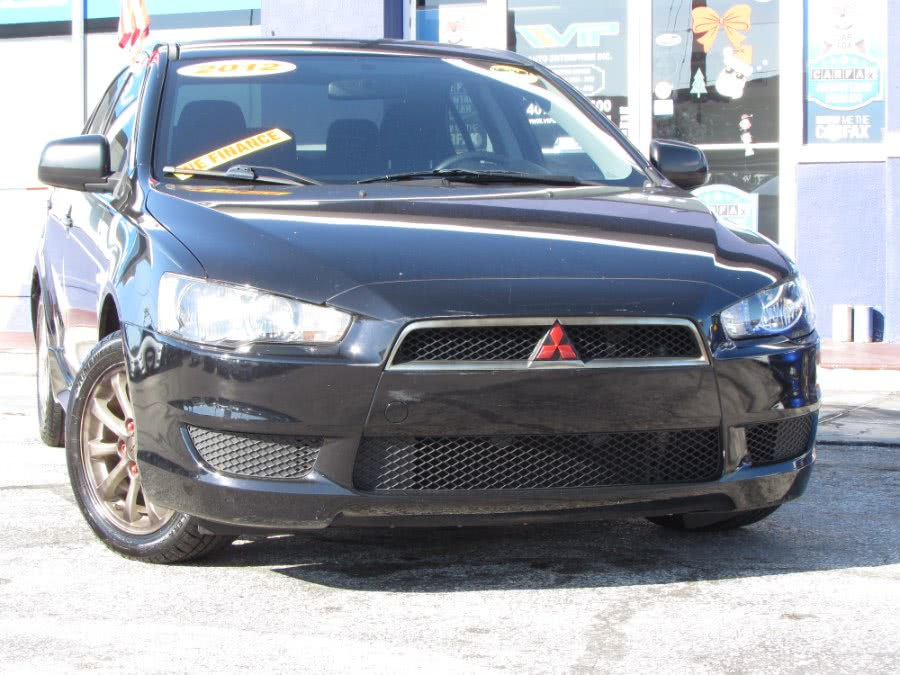 Used Mitsubishi Lancer 4dr Sdn CVT ES FWD 2012 | VIP Auto Enterprise, Inc. Orlando, Florida
