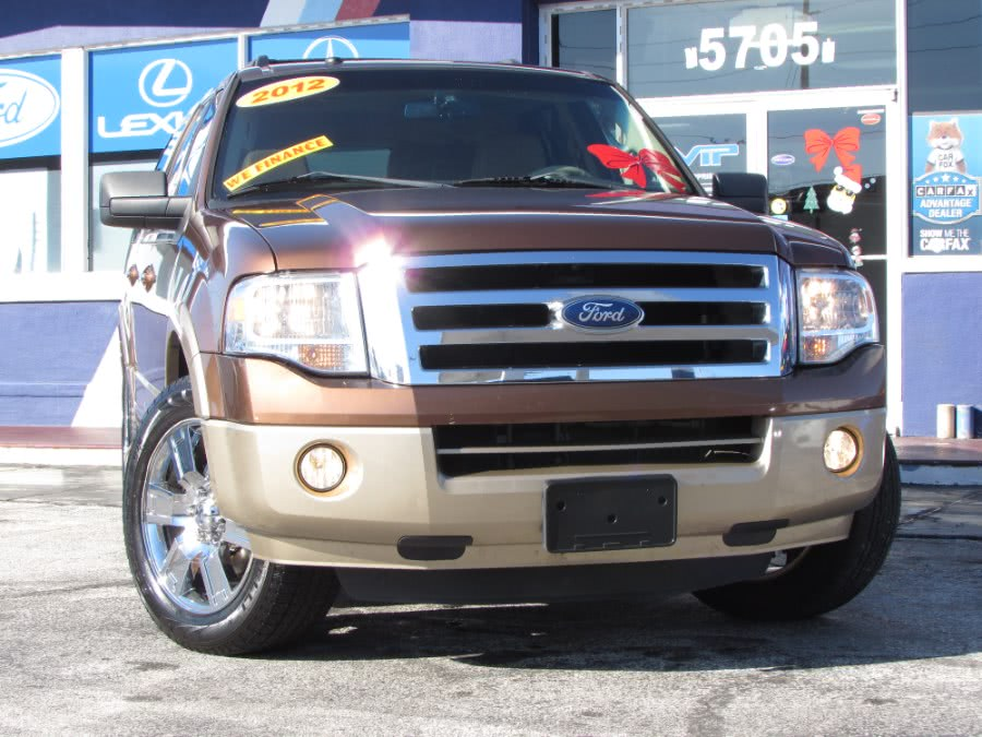 Used 2012 Ford Expedition EL in Orlando, Florida | VIP Auto Enterprise, Inc. Orlando, Florida