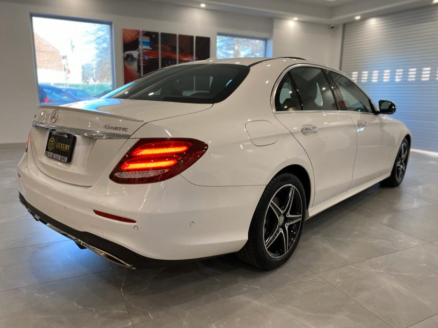 2017 Mercedes-Benz E-Class E300 Sport 4MATIC Sedan, available for sale in Franklin Square, New York | Luxury Motor Club. Franklin Square, New York