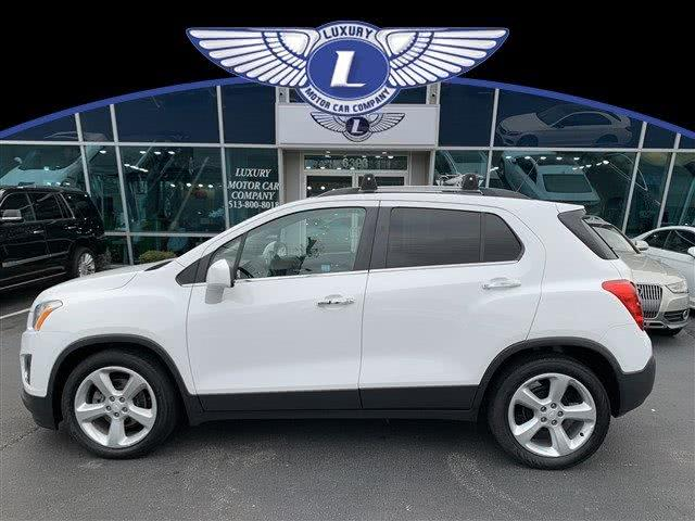 Used 2016 Chevrolet Trax in Cincinnati, Ohio | Luxury Motor Car Company. Cincinnati, Ohio
