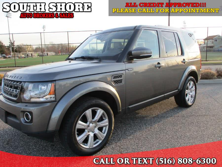 Used 2014 Land Rover LR4 in Massapequa, New York | South Shore Auto Brokers & Sales. Massapequa, New York