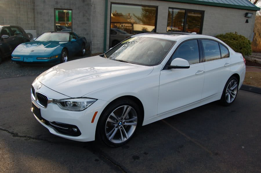 Used BMW 3 Series 4dr Sdn 340i xDrive AWD SPORT LINE 6 SPEED MANUAL 2016 | M&N`s Autohouse. Old Saybrook, Connecticut