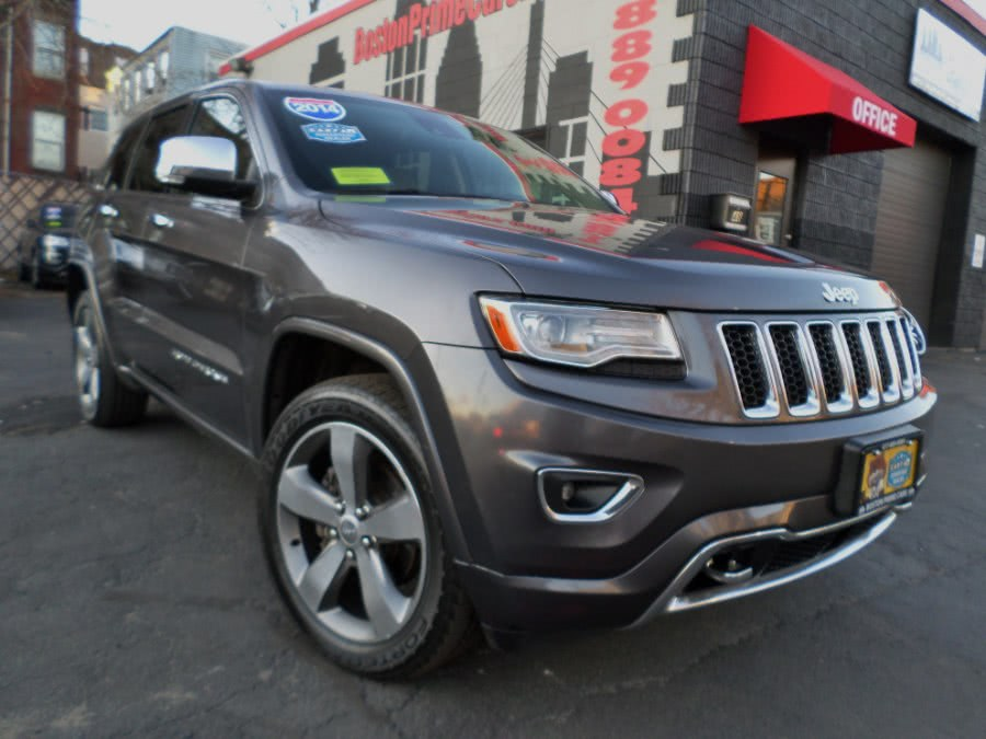 Used 2014 Jeep Grand Cherokee in Chelsea, Massachusetts | Boston Prime Cars Inc. Chelsea, Massachusetts