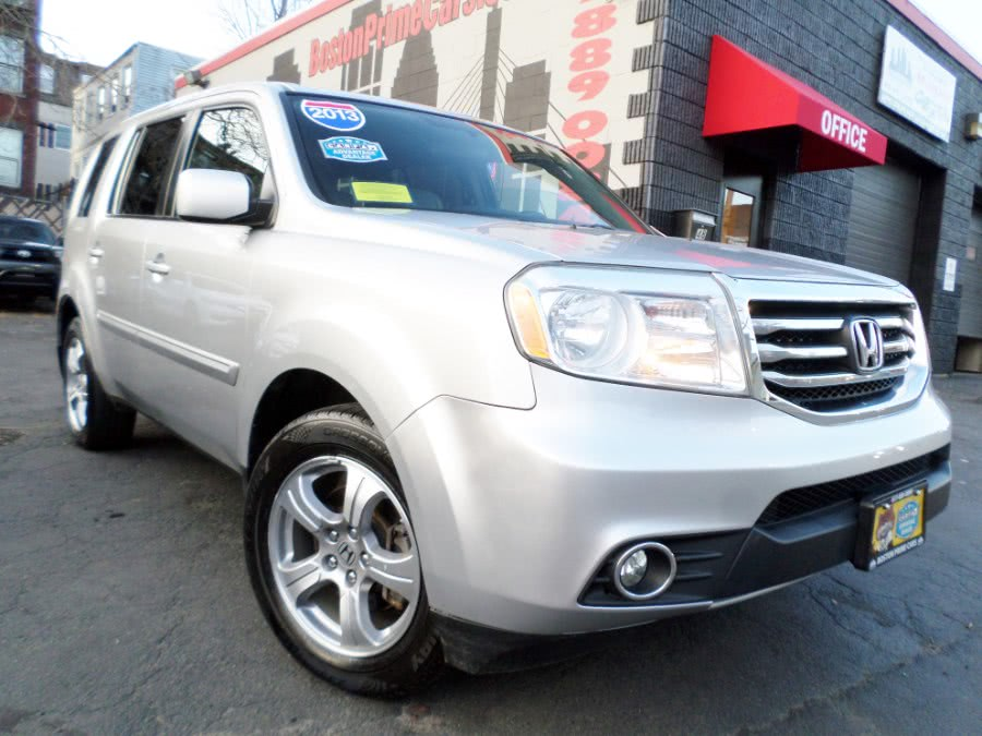 Used 2013 Honda Pilot in Chelsea, Massachusetts | Boston Prime Cars Inc. Chelsea, Massachusetts