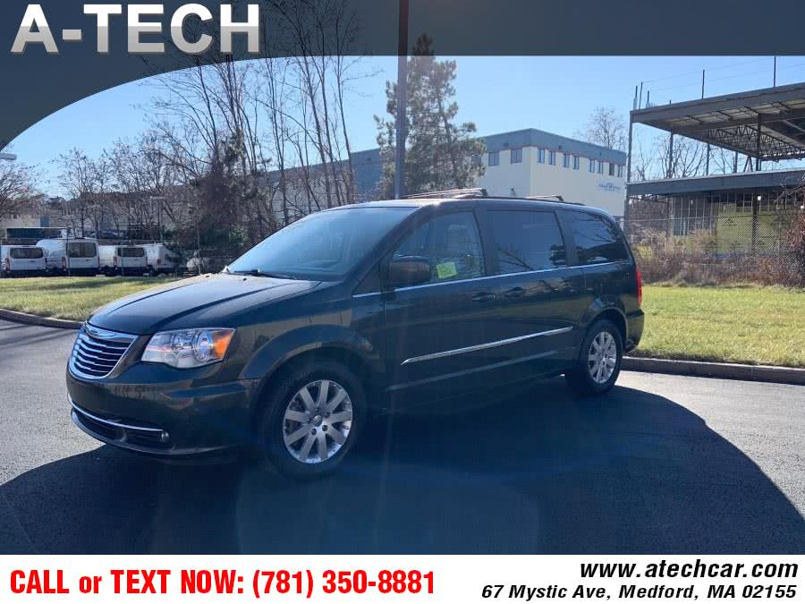Used 2012 Chrysler Town & Country in Medford, Massachusetts | A-Tech. Medford, Massachusetts