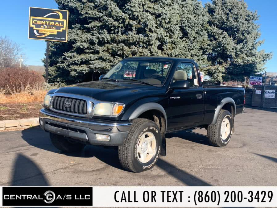 Used Toyota Tacoma Reg Cab Auto 4WD (Natl) 2003 | Central A/S LLC. East Windsor, Connecticut