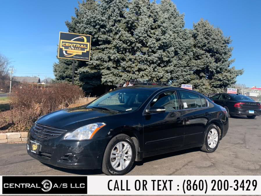 Used Nissan Altima 4dr Sdn I4 CVT 2.5 SL 2011 | Central A/S LLC. East Windsor, Connecticut