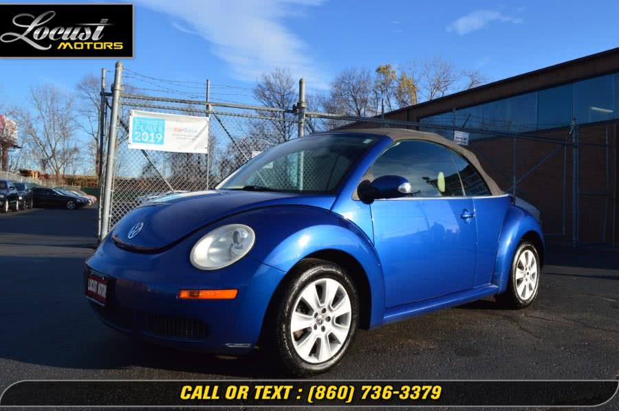 Used 2008 Volkswagen New Beetle Convertible in Hartford, Connecticut | Locust Motors LLC. Hartford, Connecticut