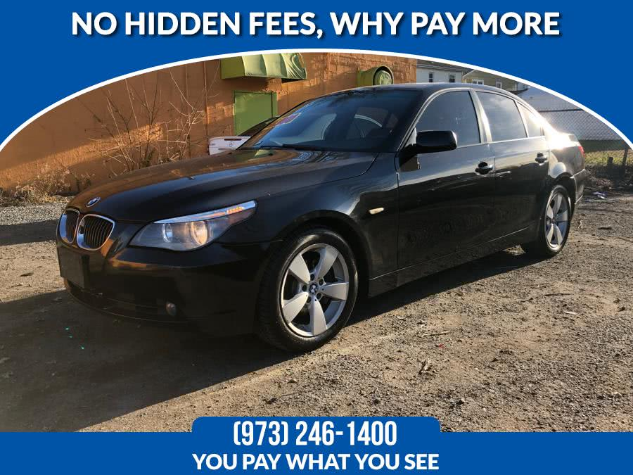 Used 2007 BMW 5 Series in Lodi, New Jersey | Route 46 Auto Sales Inc. Lodi, New Jersey