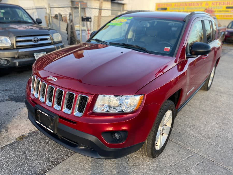 Used Jeep Compass 4WD 4dr Latitude 2013 | Middle Village Motors . Middle Village, New York