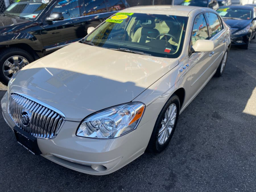 Used Buick Lucerne 4dr Sdn CXL 2010 | Middle Village Motors . Middle Village, New York