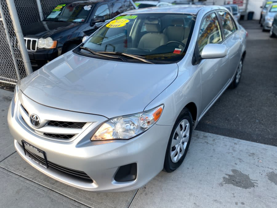 Used Toyota Corolla 4dr Sdn Auto LE 2011 | Middle Village Motors . Middle Village, New York