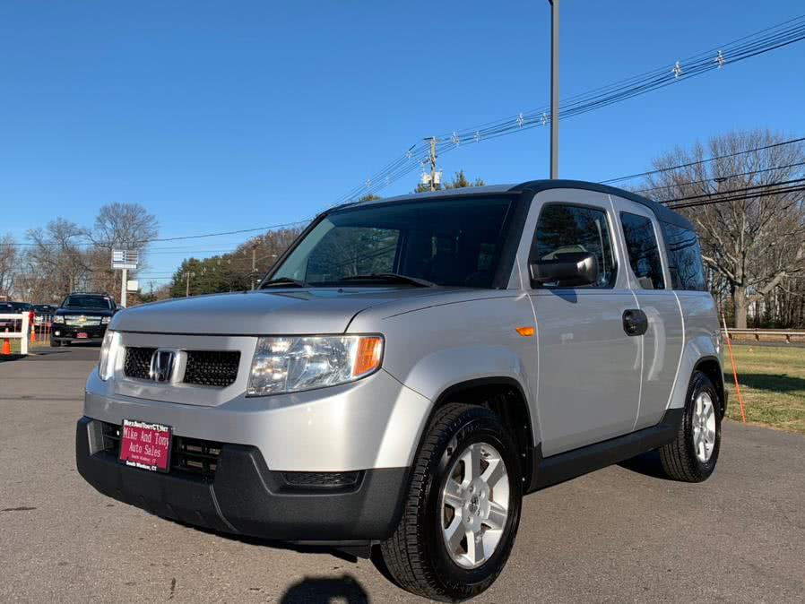 Used 2009 Honda Element in South Windsor, Connecticut | Mike And Tony Auto Sales, Inc. South Windsor, Connecticut