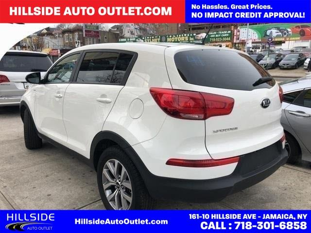 2016 Kia Sportage LX, available for sale in Jamaica, New York | Hillside Auto Outlet. Jamaica, New York