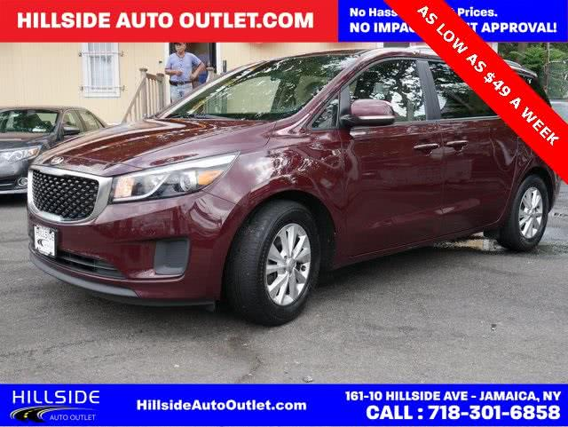 Used 2016 Kia Sedona in Jamaica, New York | Hillside Auto Outlet. Jamaica, New York