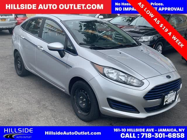 Used Ford Fiesta S 2017 | Hillside Auto Outlet. Jamaica, New York