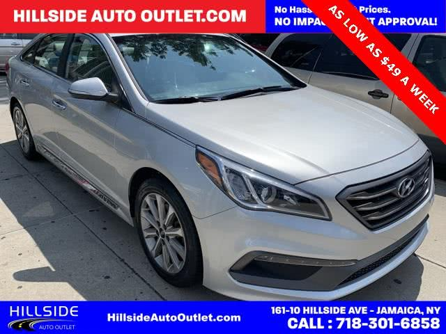 Used 2016 Hyundai Sonata in Jamaica, New York | Hillside Auto Outlet. Jamaica, New York