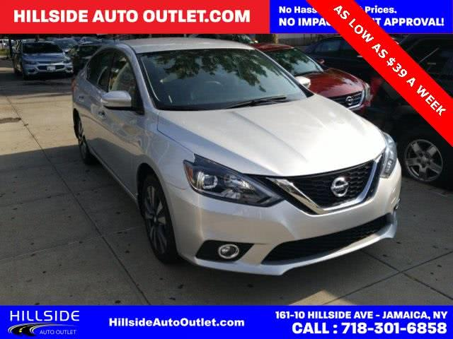 Used 2017 Nissan Sentra in Jamaica, New York | Hillside Auto Outlet. Jamaica, New York