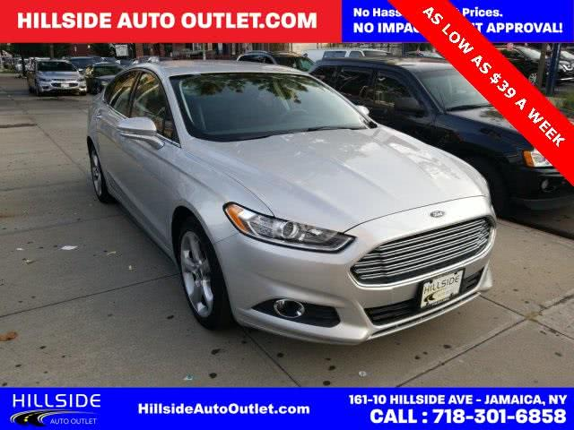 Used 2016 Ford Fusion in Jamaica, New York | Hillside Auto Outlet. Jamaica, New York