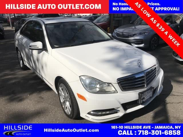 Used 2013 Mercedes-benz C-class in Jamaica, New York | Hillside Auto Outlet. Jamaica, New York