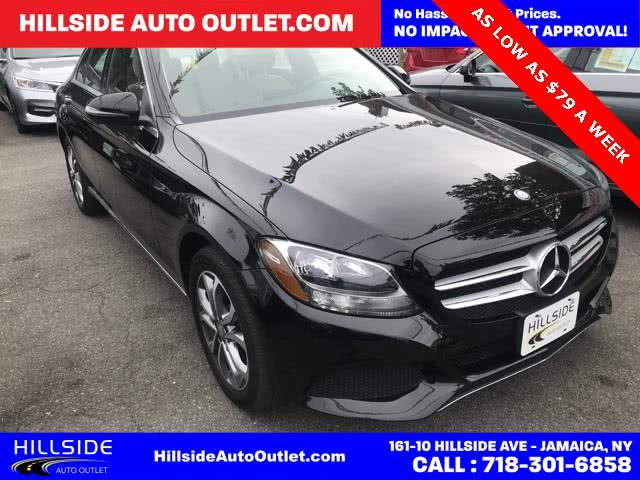 Used 2016 Mercedes-benz C-class in Jamaica, New York | Hillside Auto Outlet. Jamaica, New York