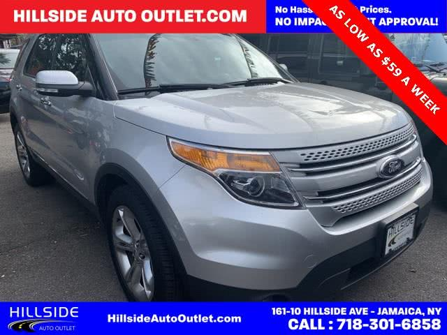 Used Ford Explorer Limited 2014 | Hillside Auto Outlet. Jamaica, New York