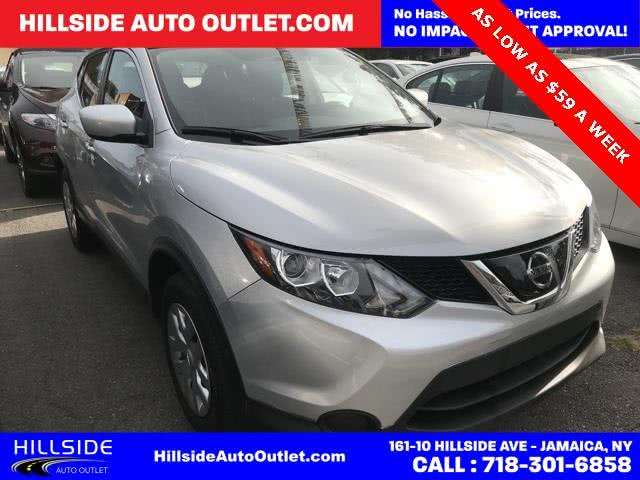 Used 2019 Nissan Rogue Sport in Jamaica, New York | Hillside Auto Outlet. Jamaica, New York
