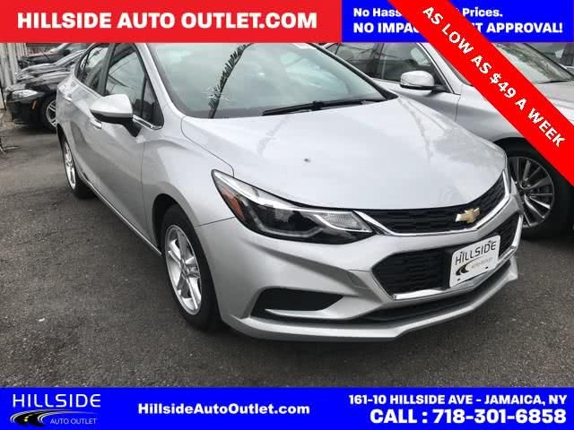 Used 2016 Chevrolet Cruze in Jamaica, New York | Hillside Auto Outlet. Jamaica, New York