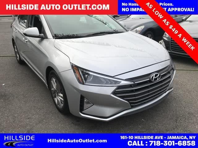 Used 2019 Hyundai Elantra in Jamaica, New York | Hillside Auto Outlet. Jamaica, New York