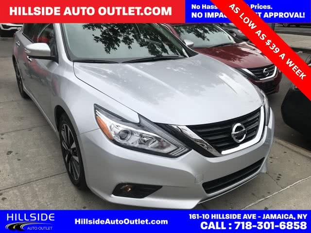 Used 2018 Nissan Altima in Jamaica, New York | Hillside Auto Outlet. Jamaica, New York