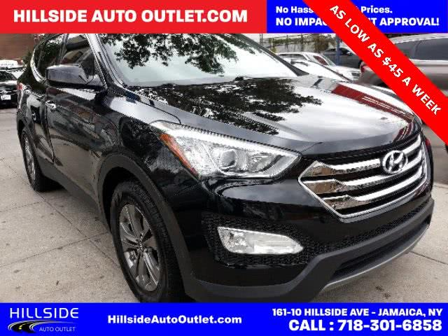Used 2015 Hyundai Santa Fe Sport in Jamaica, New York | Hillside Auto Outlet. Jamaica, New York