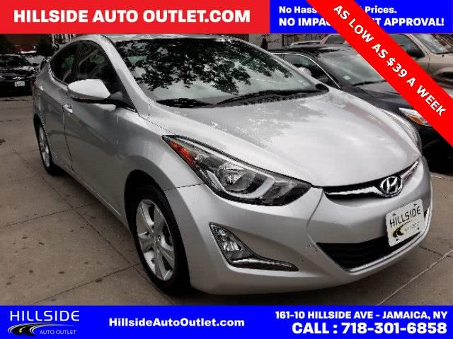Used Hyundai Elantra Value Edition 2016 | Hillside Auto Outlet. Jamaica, New York