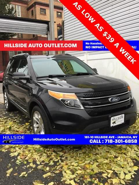 Used 2012 Ford Explorer in Jamaica, New York | Hillside Auto Outlet. Jamaica, New York