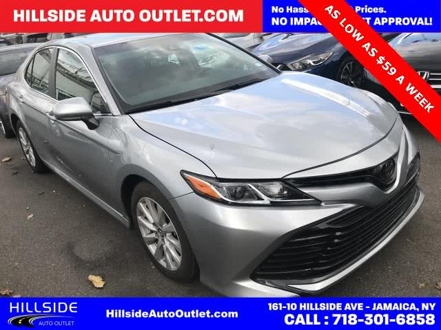 Used 2018 Toyota Camry in Jamaica, New York | Hillside Auto Outlet. Jamaica, New York