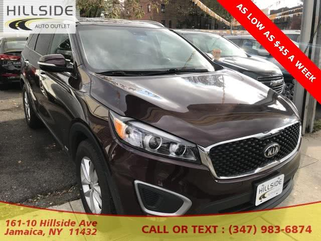 Used 2016 Kia Sorento in Jamaica, New York | Hillside Auto Outlet. Jamaica, New York