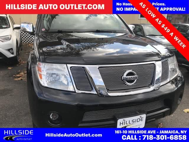 Used 2012 Nissan Pathfinder in Jamaica, New York | Hillside Auto Outlet. Jamaica, New York