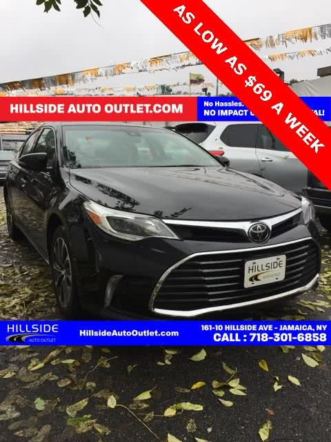 Used 2018 Toyota Avalon in Jamaica, New York | Hillside Auto Outlet. Jamaica, New York