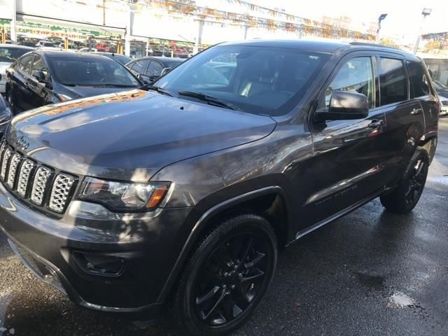 2017 Jeep Grand Cherokee Altitude, available for sale in Jamaica, New York   Hillside Auto Outlet. Jamaica, New York