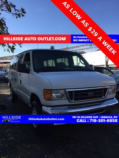 Used Ford E-350sd  2007 | Hillside Auto Outlet. Jamaica, New York