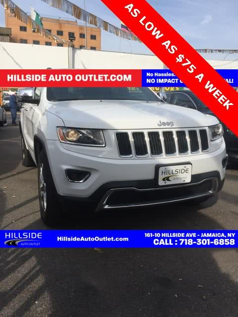 Used 2016 Jeep Grand Cherokee in Jamaica, New York | Hillside Auto Outlet. Jamaica, New York